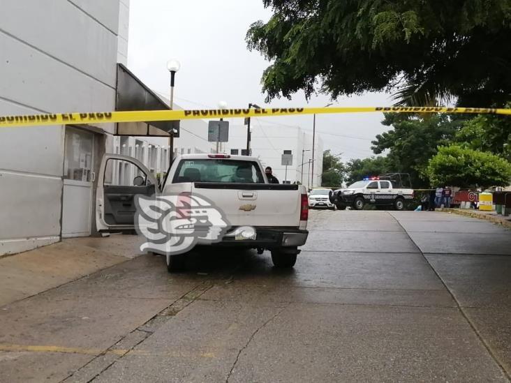 Baleados en Mapachapa permanecen graves en hospital de Coatza
