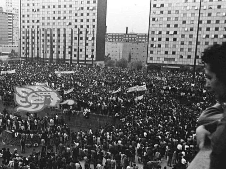 A 52 años de la masacre de Tlatelolco ¿Qué pasó el 2 de octubre de 1968?