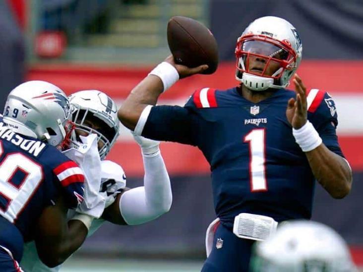 NFL: Cam Newton da positivo a COVID-19