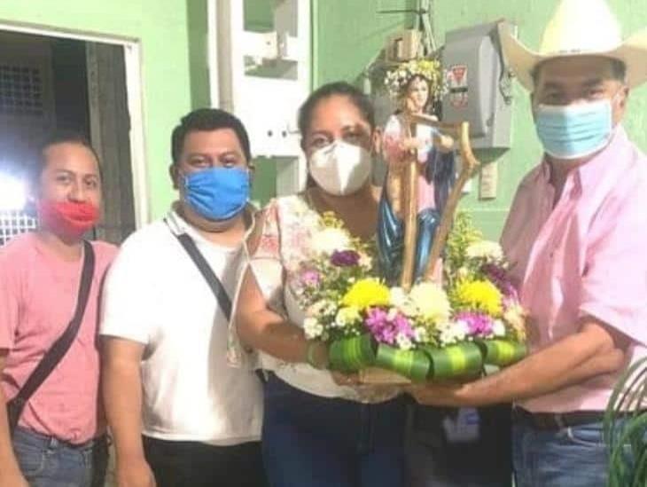 En plena pandemia ex alcalde anuncia fiesta de Santa Cecilia
