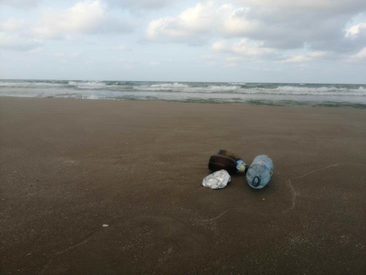 Ante incremento de turismo, aumenta contaminación en playas tuxpeñas