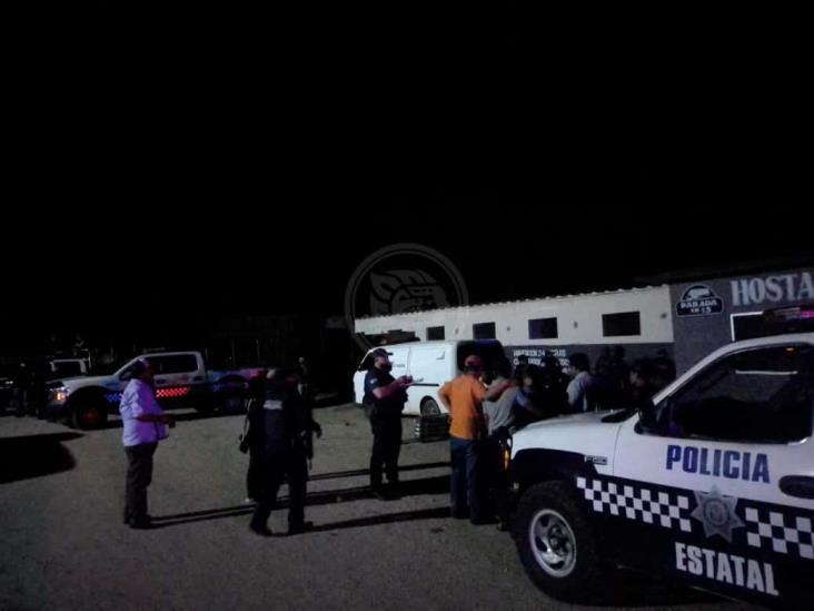 De terror; matan a machetazos a mujer en hostal de Ciudad Isla