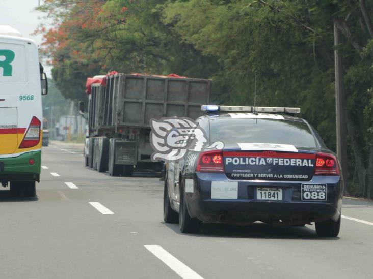Carretera que comunica a Veracruz y Chiapas, bastión de los delincuentes