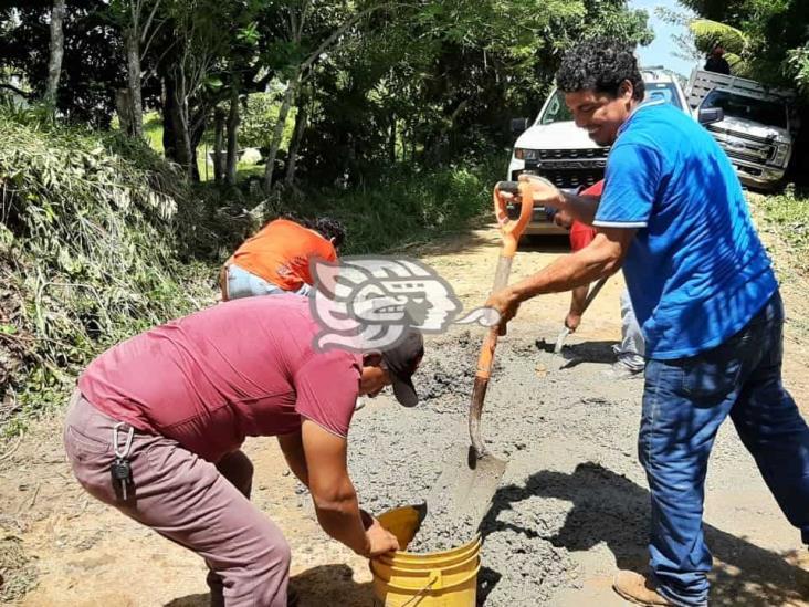 Inician construcción de vivienda para el pequeño Eleaquín y su familia