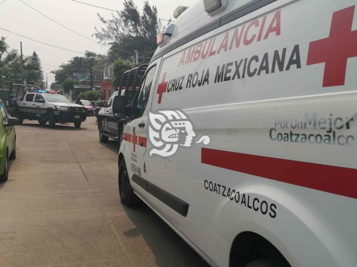 Agreden a tubazos a vecino de Las Gaviotas en Coatzacoalcos