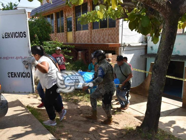 Se suicida El Fili en el barrio Tamarindo de Acayucan