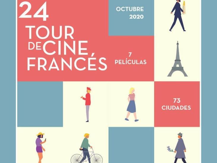 Tour de Cine Francés llega a Veracruz