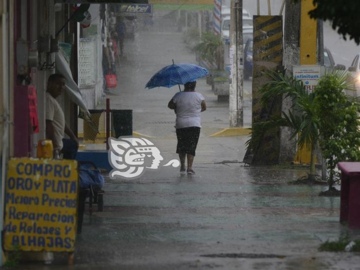 Tormenta tropical ´Gamma´ mantiene en alerta gris al sur de Veracruz