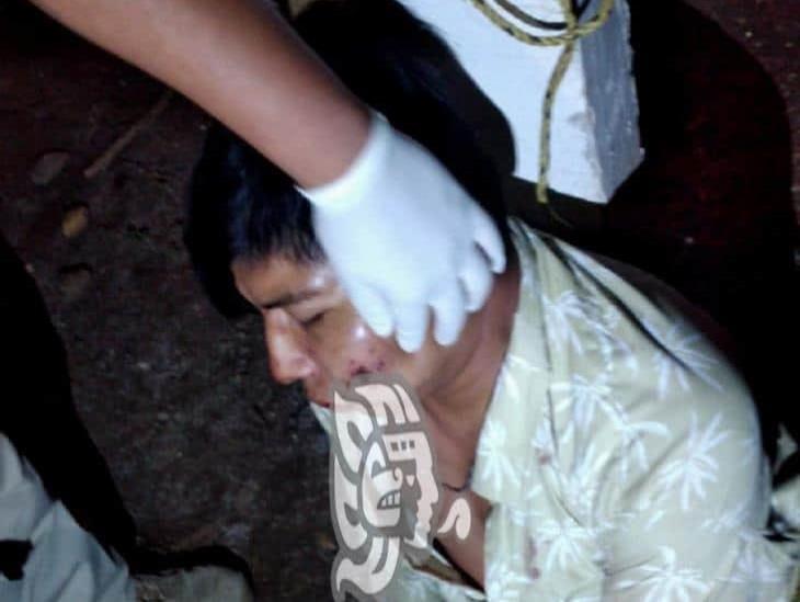 A punto de ser linchado varón tras presuntamente acosar a menor en Acayucan