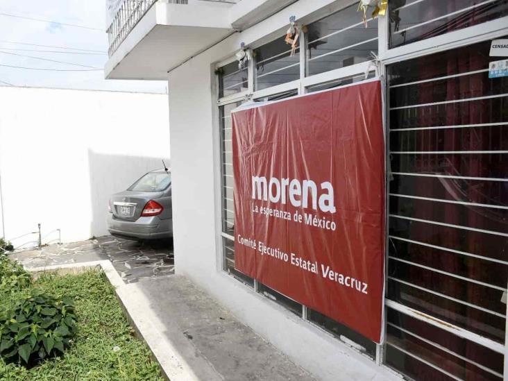 Morena tendría líder en Veracruz hasta después de 2021