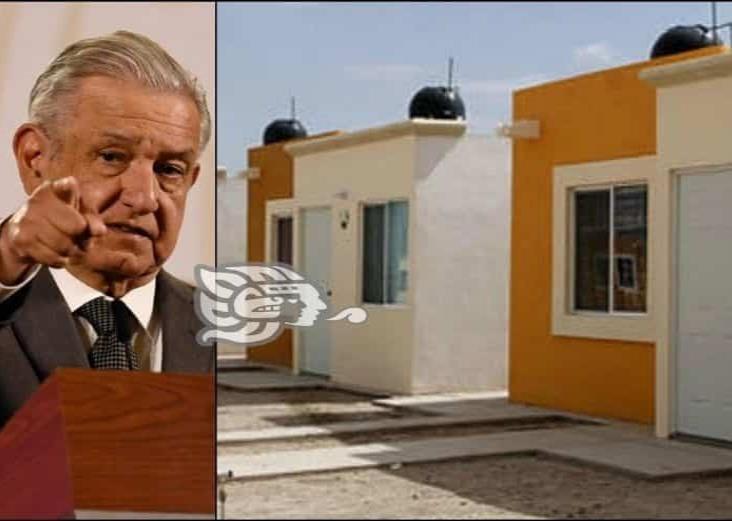 Créditos Hipotecarios Infonavit: AMLO advierte que se acabará transa en viviendas