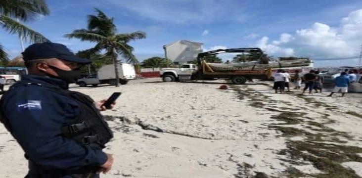 Sin decesos por Delta en Yucatán y Quintana Roo: PC