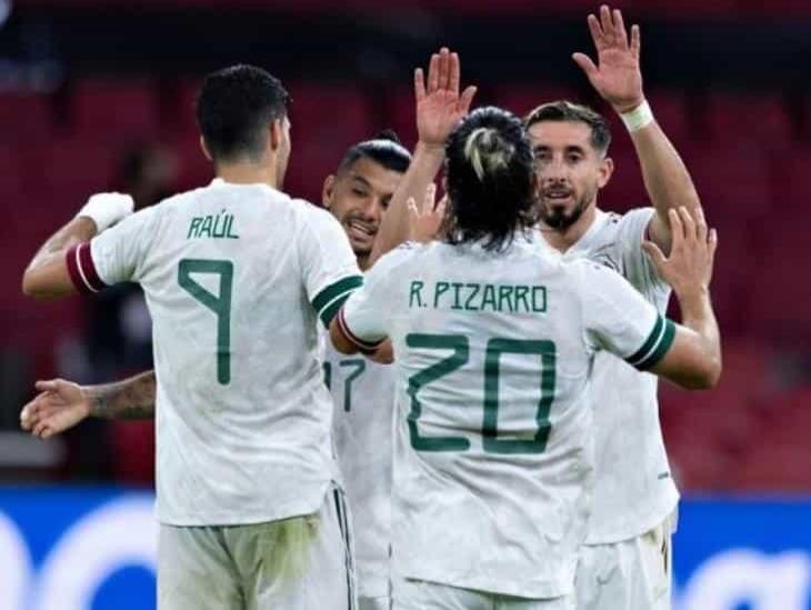 La Selección Mexicana venció a Holanda en Fecha FIFA