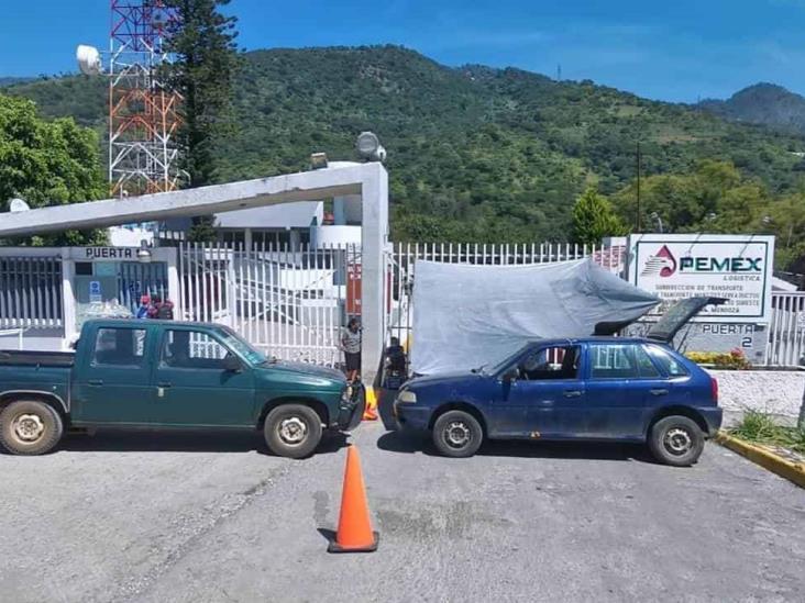 Reclaman en zona centro de Veracruz a Pemex por afectaciones a predios
