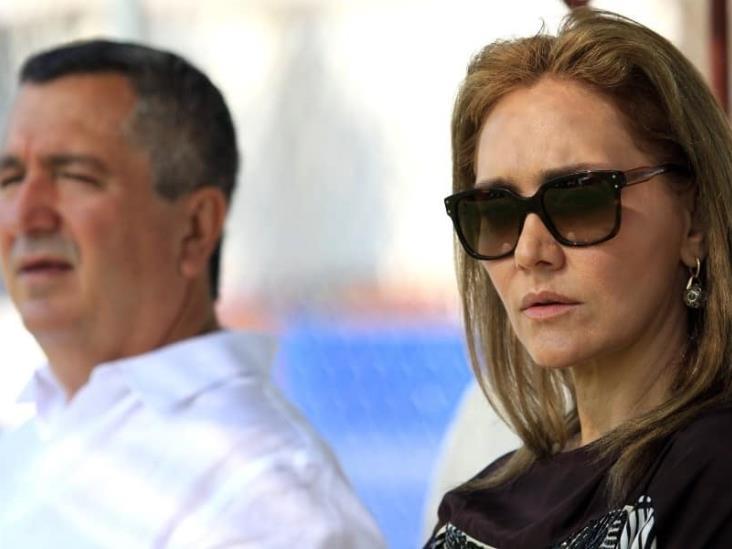 Angélica Fuentes reclamará herencia de hijas de Jorge Vergara