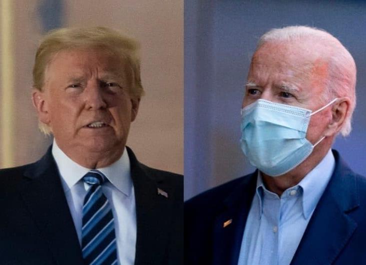 Segundo debate entre Trump y Biden será virtual