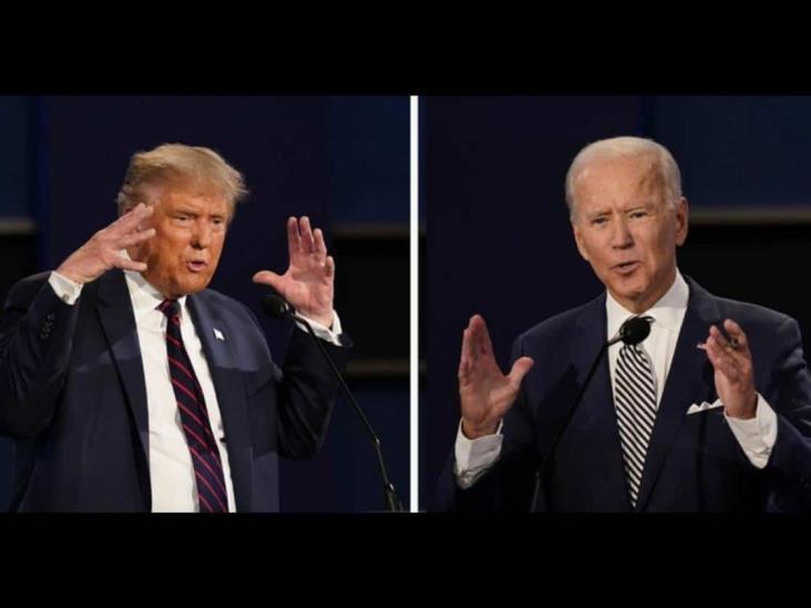 Rechaza Trump participar en segundo debate con Biden si es virtual