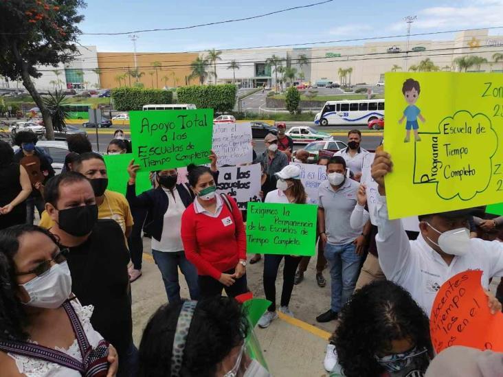 Quitar escuelas de tiempo completo afectará a 65 mil alumnos en Veracruz