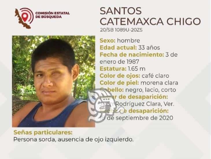 Buscan en Acayucan a hombre originario de San Andrés Tuxtla