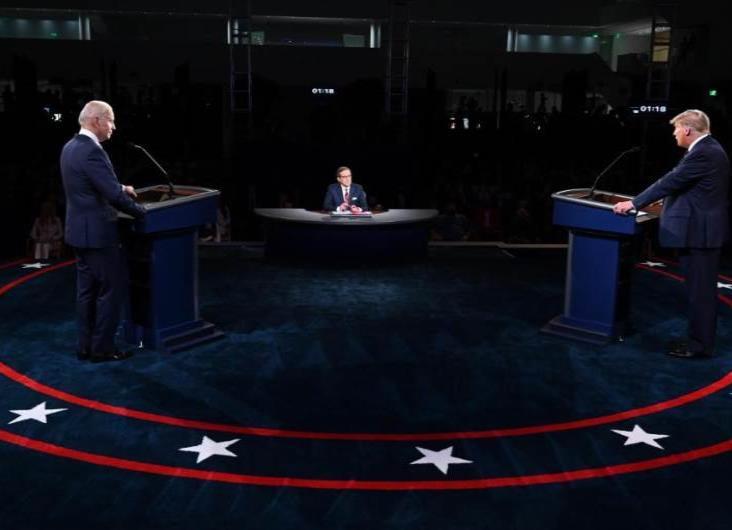 Cancelan el segundo debate presidencial entre Trump y Biden