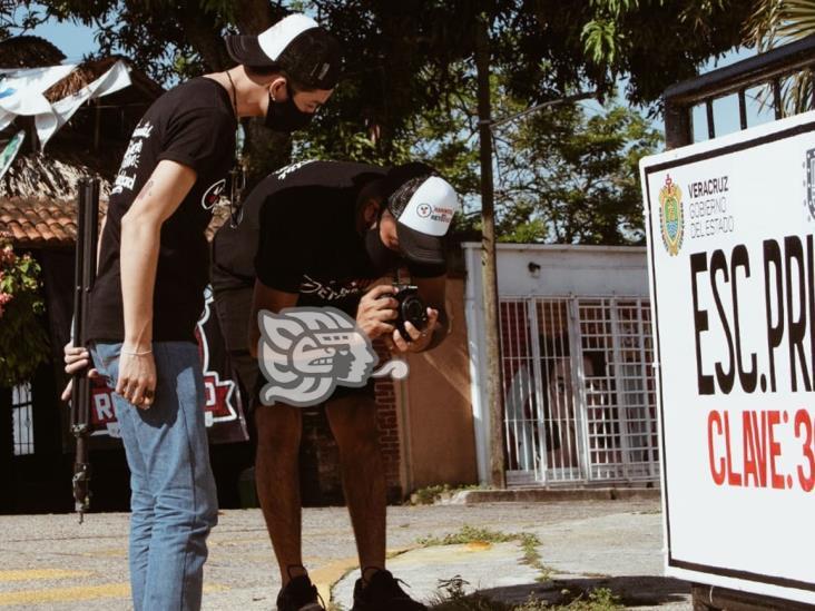 Inician rodaje de documental Retodocs en Nanchital