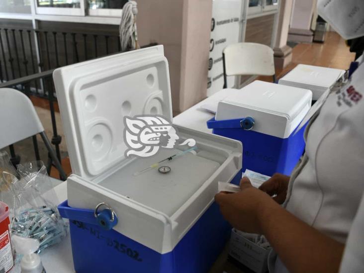 Llegan vacunas contra la influenza al IMSS Orizaba