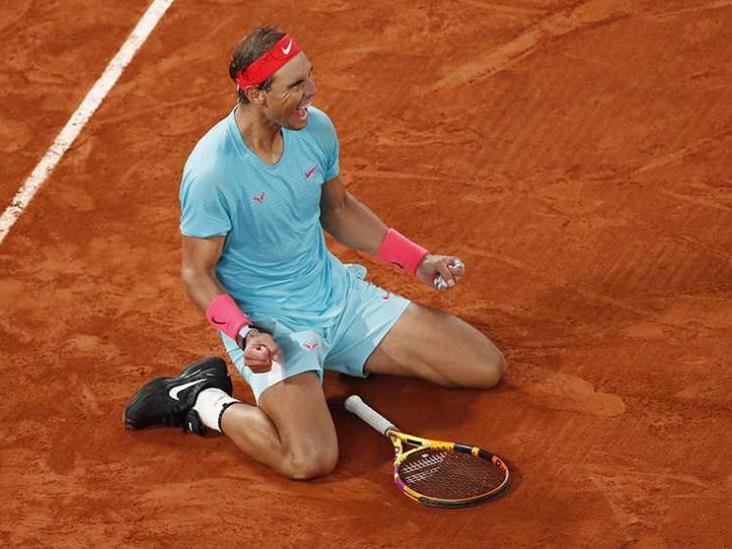 Rafael Nadal, campeón de Roland Garros