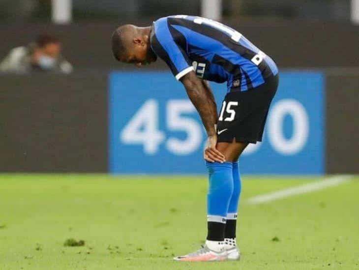 Inter Milán suma seis casos de COVID-19; Ashley Young, contagiado