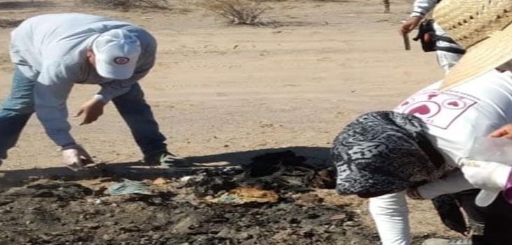 Madres de desaparecidos en Sonora han hallado restos de 200 personas