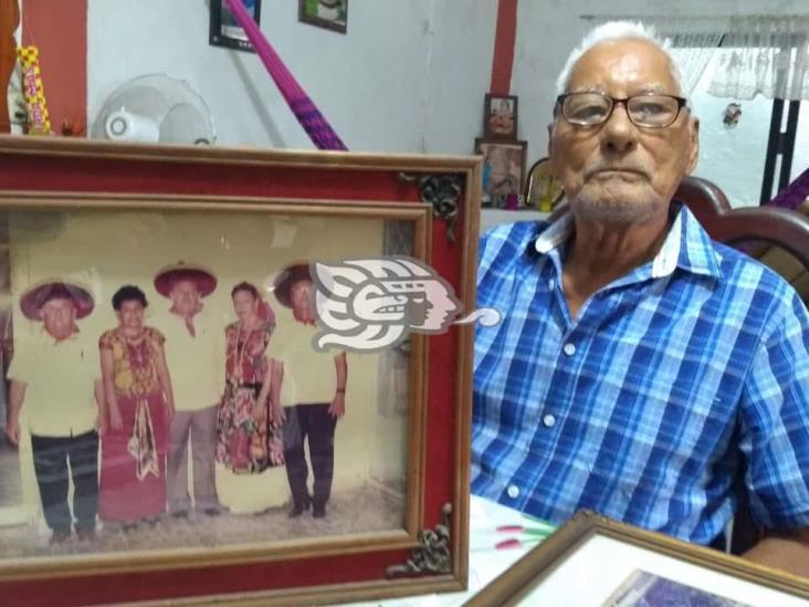 Don Pedro Martínez anhela que prevalezca la cultura del Istmo de Tehuantepec