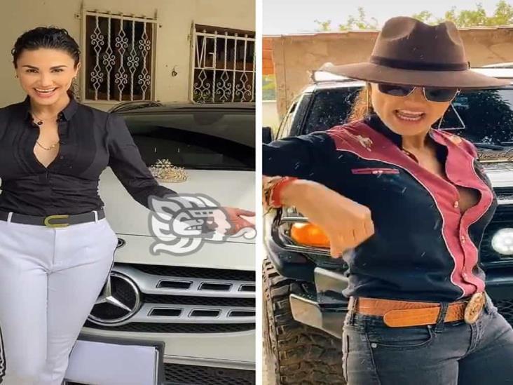 Regidora Damara Gómez lanza agresiva respuesta a críticas por sus tiktok