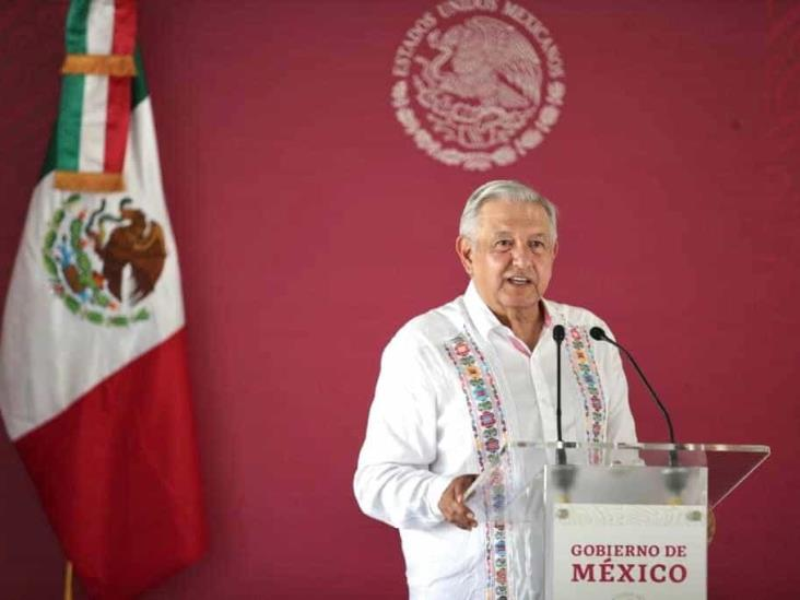 Tren Maya impulsará la cultura, dijo AMLO