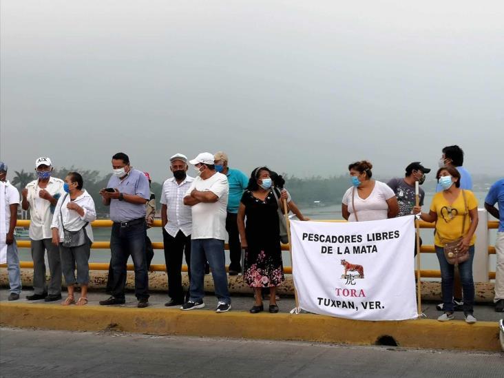 Pescadores veracruzanos exigen indemnización a British Petroleum