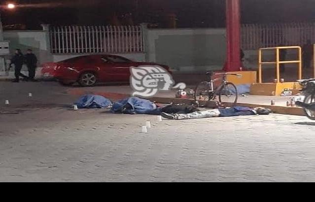 Tras enfrentamiento, mueren tres minatitlecos en Puebla
