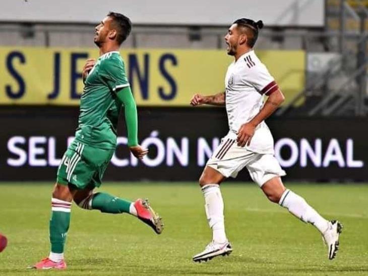 Selección Mexicana: ´Tecatito´ Corona anota ´golazo´ ante Argelia