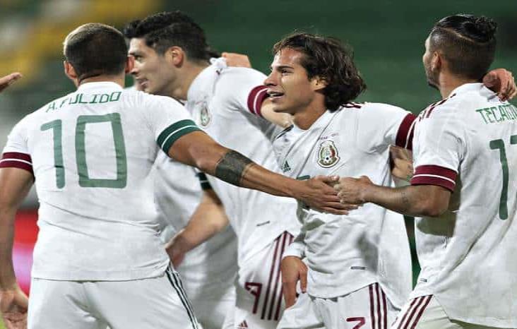 México vs Argelia terminó en empate; Lainez salvó al ´Tri´