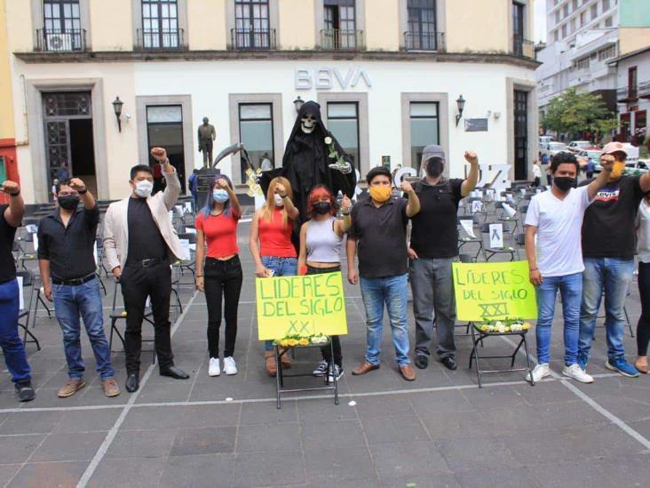 Lucra PRD en Veracruz con pandemia de COVID-19