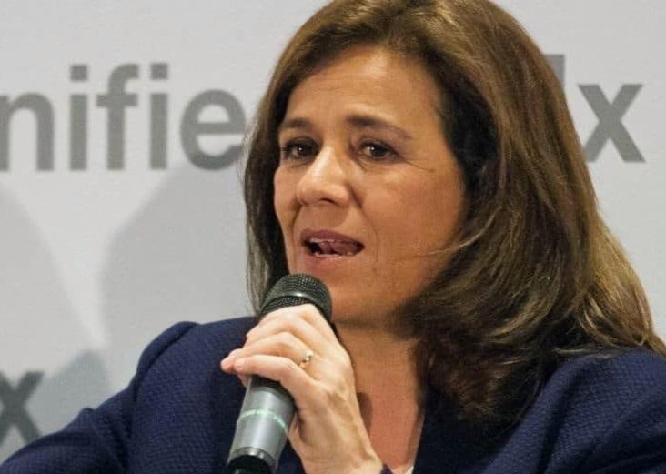 Margarita Zavala asegura que no van a desistir con México Libre