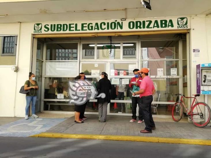 Vuelven las protestas por falta de insumos en IMSS Orizaba