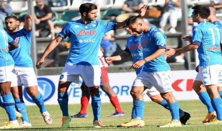 Napoli perdió con marcador 3-0 por no jugar ante Juventus