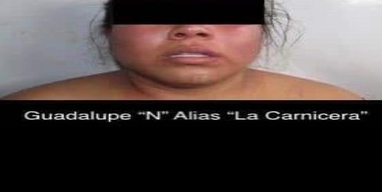 "Recaptura SSP a Guadalupe ""N"" alias ""La Carnicera"", en Córdoba"