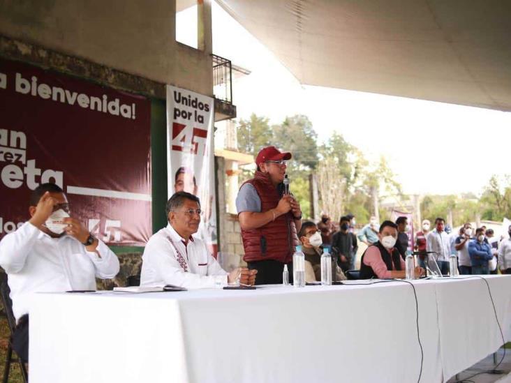 Si preguntan en encuesta, Porfirio Muñoz Ledo es la respuesta: Esteban Ramírez