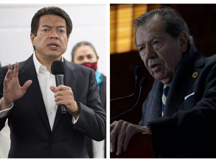 Disputa por dirigencia de Morena se lleva a lo penal
