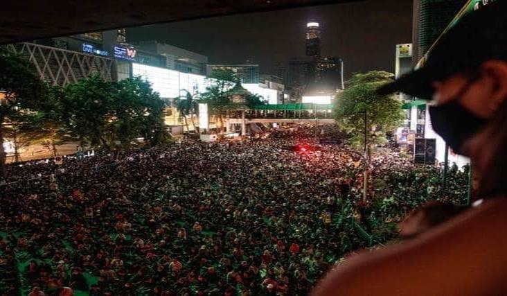 Decreta Tailandia estado de emergencia ante protestas