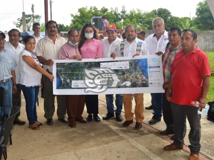 En el Uxpanapa, presentan el Proyecto Milenio Interoceánico