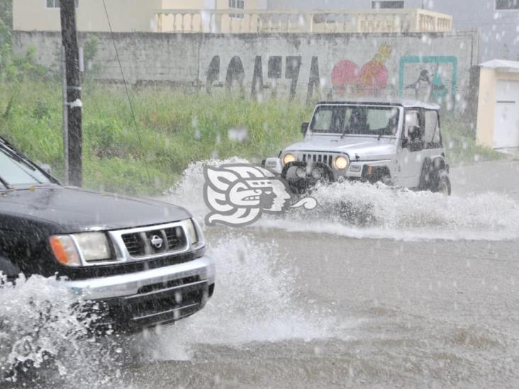 PC emitió Aviso Especial por posibles lluvias en el sur de Veracruz