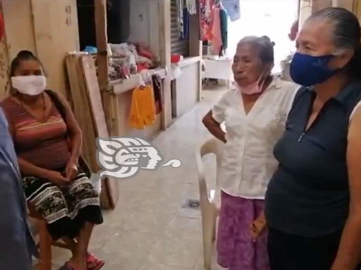 En Minatitlán, reclaman mujeres locales de Santa Clara