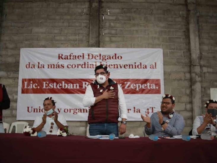 Con Muñoz Ledo, capacidad y experiencia para dirigir: Esteban Ramírez Zepeta