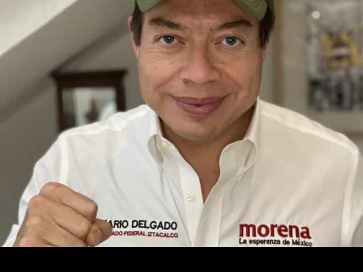 TEPJF solicita a INE registrar a Mario Delgado como dirigente de Morena